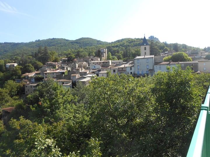 Chambres et table d'hôtes en Cévennes