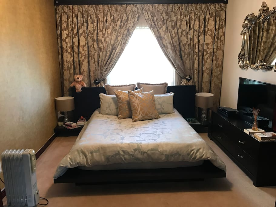 Main Guest Bedroom