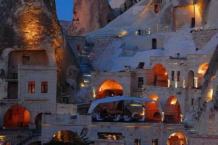 Kapadokya Houses 2000