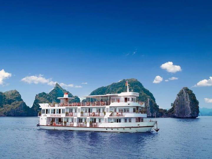 Cristina Diamond cruise