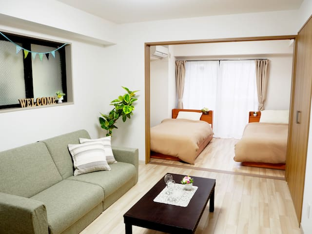 30%OFF/5ppl/ Asakusa-Ueno#A08 - Taitō-ku - Apartment