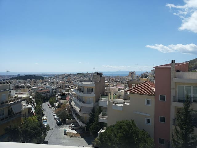 A good home to stay at a nice price - Athina - Huis