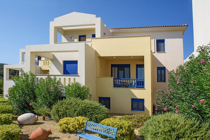Despinas Chios By the Sea Maisonette Ent Home