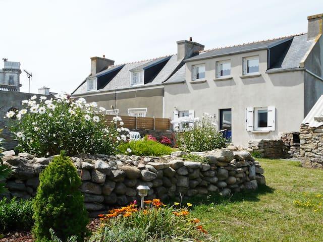 Location maison sur l'Ile de Molène - Île-Molène - Dom