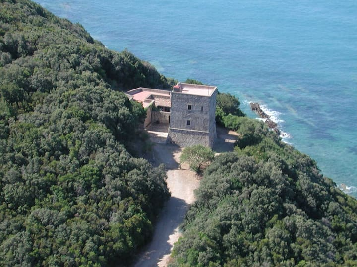 Torre delle Cannelle - Talamone