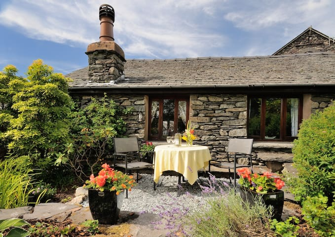 'The Lodge' on Broadrayne Farm - Grasmere - Haus