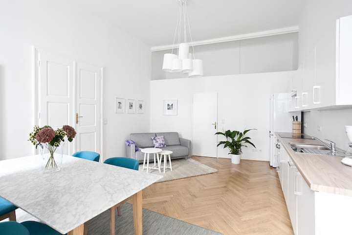 Exquisite Apartment near Hoher Markt - Apt 10B