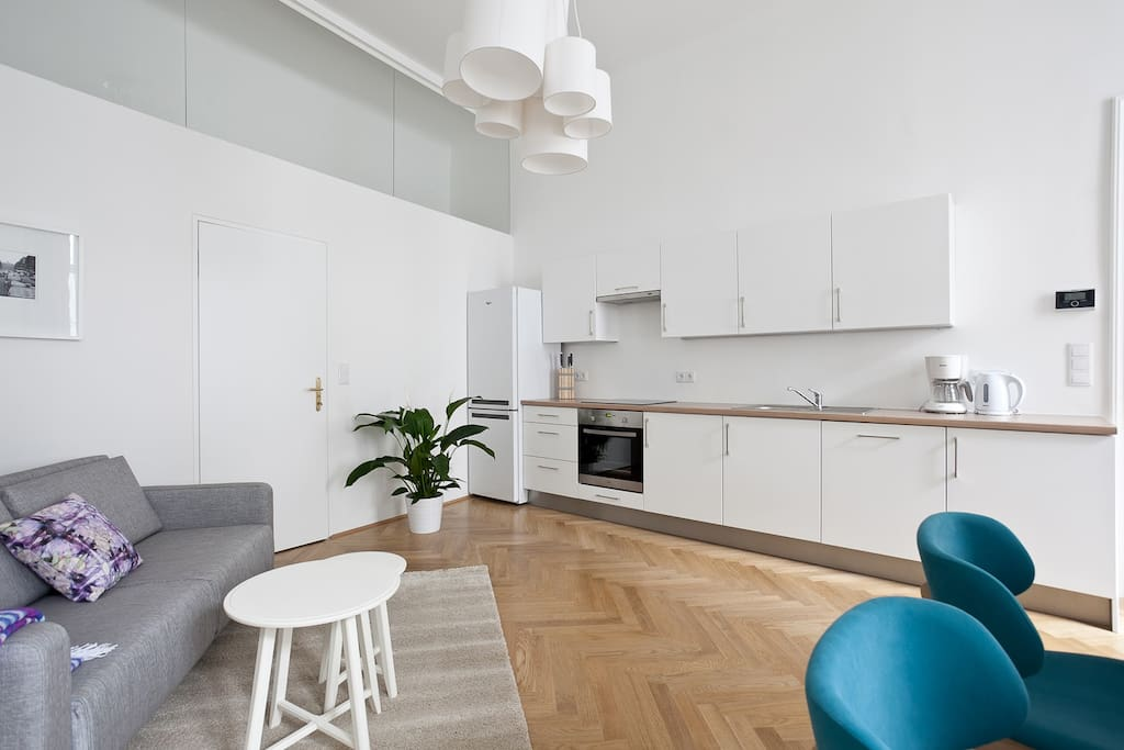 If this apartment is not available for your dates, have a look at our other 11 apartments: https://www.airbnb.com/users/show/1547126