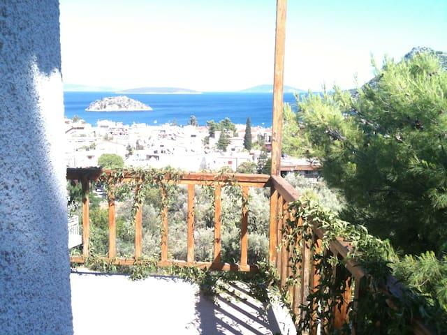 dreamview villa - Argolis - House