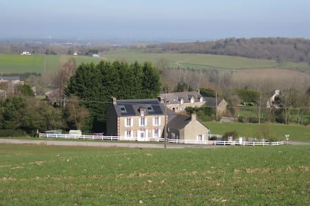 Le Bois Chef D'Ane B&B, Brittany FR - Le Gouray - Bed & Breakfast