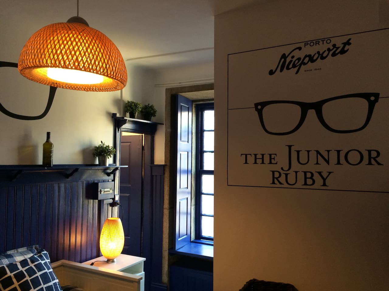 THE JUNIOR RUBY by ALL IN PORTO