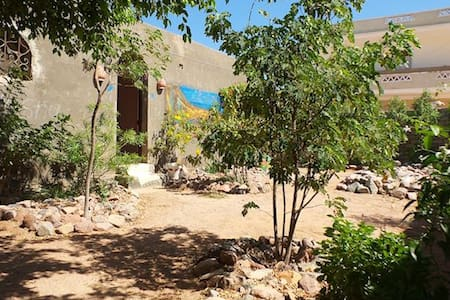 Traditioneel Bedoeïenen huis. - Szoba reggelivel