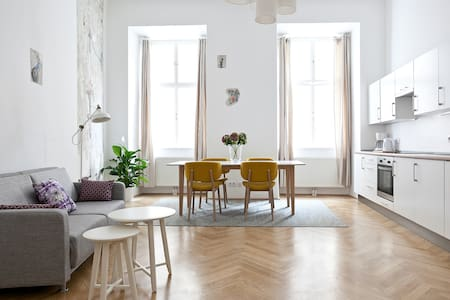 Fascinating Apartment in CityCenter - Wien - Flat