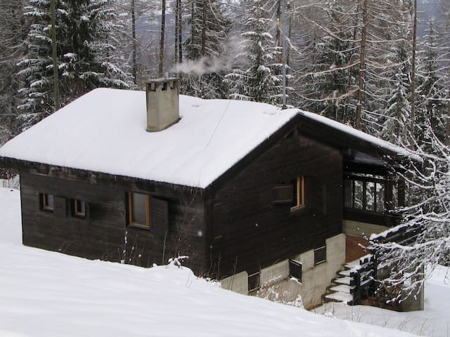 Chalet Switzerland Ski & Hiking - Les Agettes - Xalet