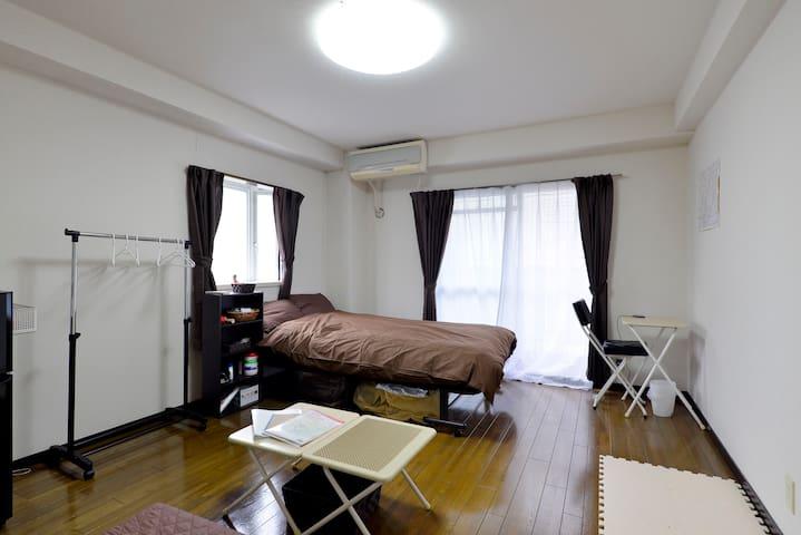 [free mobile WiFi] Cozy Apt in Asakusa - Taitō-ku - Apartment