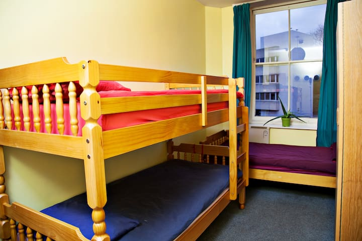 HomestayBristol Bed in a 3-bed Dormitory - Bristol - Hostel