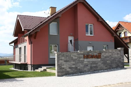 Bed & Breakfast at Penzion HOME - Arnutovce - Bed & Breakfast