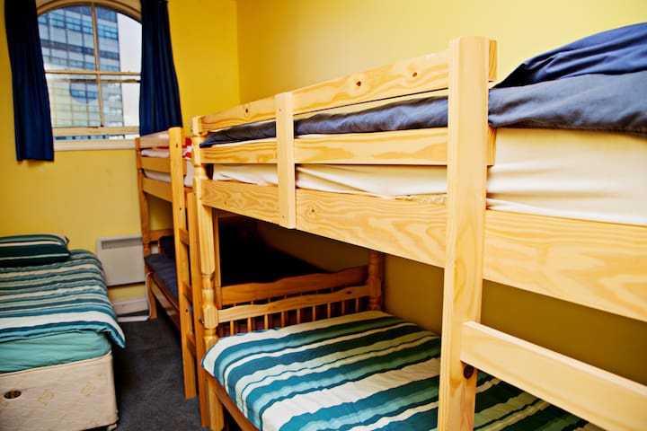 HomestayBristol Bed in a 5-bed Dormitory - Bristol - Hostel