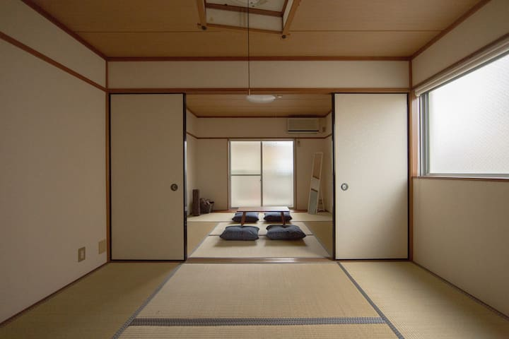 Max 4people stay!Cozy Japanese tatami room - Shimogyoku, Kyoto