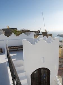Maa'Zhar, house in Tangier Medina - Tangeri