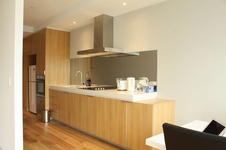 Superior Apt, City View, Melbourne - Melbourne - Apartment