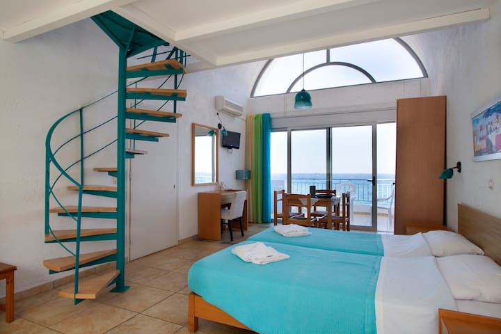seaside maisonette + swimming pool - Chersonesos