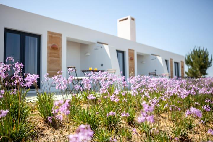Casa da Charca suites: lake view - Vila Nova de Milfontes - Bed & Breakfast
