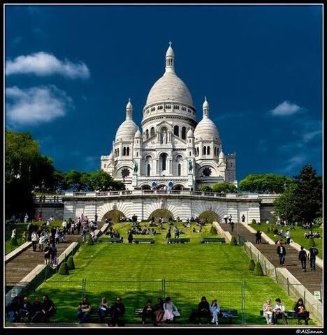 Bel appart' au pieds de Montmartre