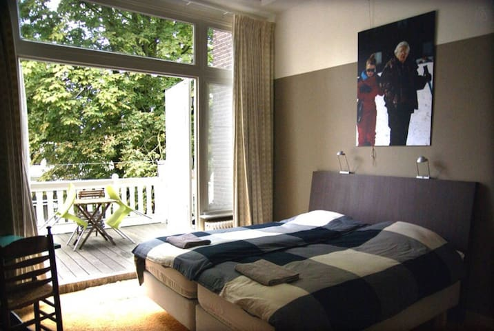 Royal city center balcony room! - Eindhoven - Villa
