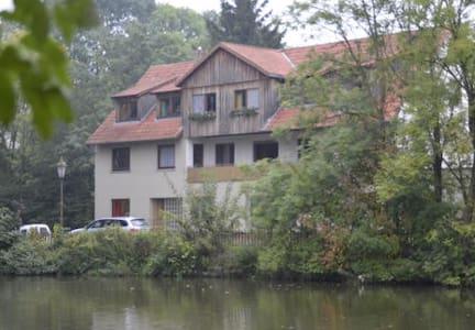 Entspannen am Mühlenteich - Marienmünster - Condomínio