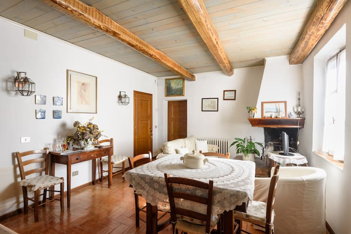 Casale a Poggiano B&B-The Best Breakfast and more - Montepulciano - Bed & Breakfast
