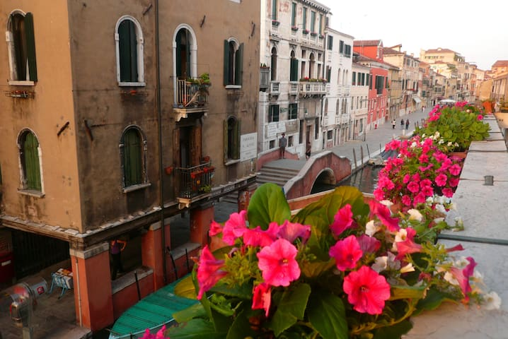 Cozy flat in the heart of Venice - Venedig - Lejlighed