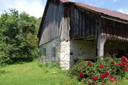 Chalet-ferme pittoresque massif des Brasses, Alpes - Viuz-en-Sallaz