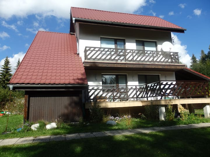 Your home in the heart of Tatras