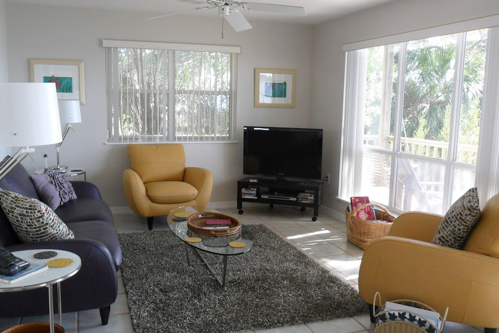 condo 501 living room