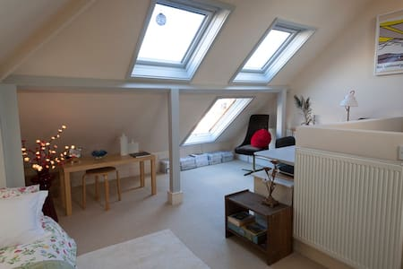 Spacious and well equipped Loft nr Notting Hill