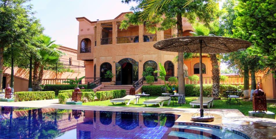 Dar Ouladna Guest House - Marrakesh - Bed & Breakfast