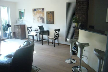 Lounge, ruhige Wohnlage - Lippstadt - 阁楼