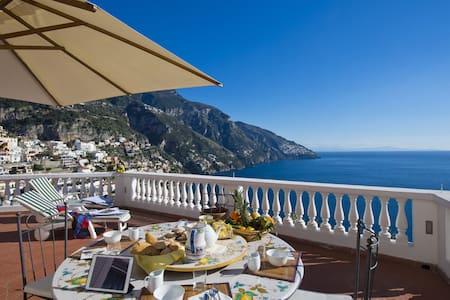 Your hilltop oasis in Positano -2 - Positano - Bed & Breakfast