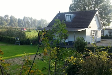 ,Cottage, Nature Close to Rotterdam - Barendrecht - Casa