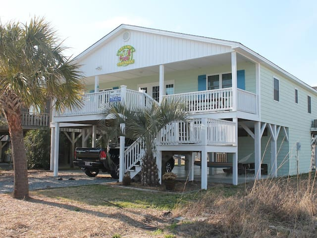 Keylime Cottage - OIB Bungalow