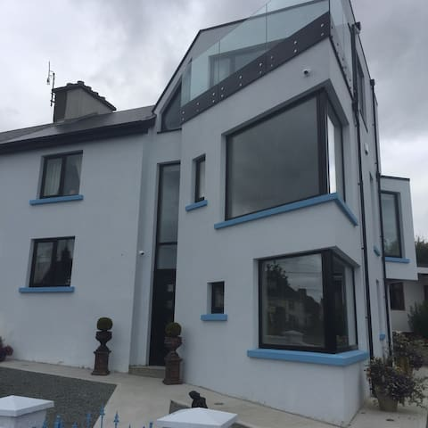 Luxury Room/B&B In Modern House - Letterkenny - Oda + Kahvaltı