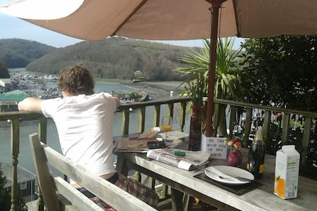 Private Room 5 Mins from Looe Beach - Looe