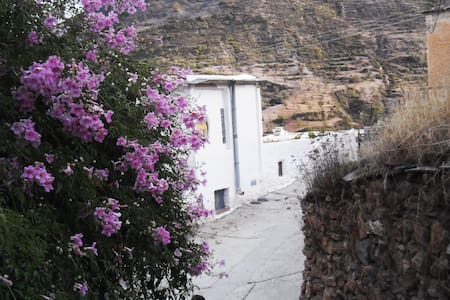 TRADITIONAL HOUSE IN LAS ALPUJARRAS