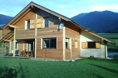 Chalet Verrens - Penzion (B&B)
