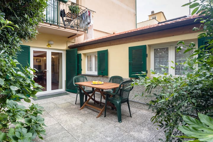 House 100 meters from the sea - Chiavari