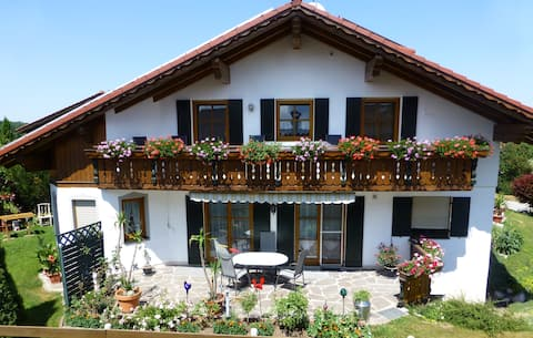 Lejlighed 1 med balkon