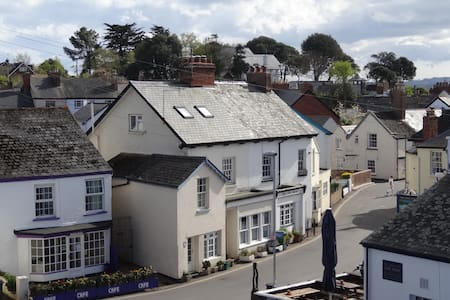 Cosy cottage in village centre - Lympstone - Maison