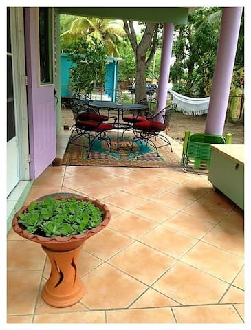 Casa Hibiscus 4 bedrms, 2 bathrooms - Culebra - House