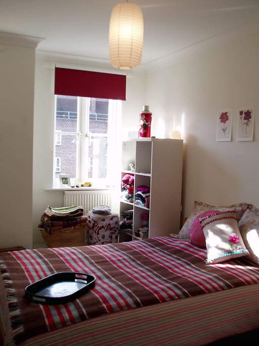 Cosy, bright Brixton apartment by leafy Brockwell Park.